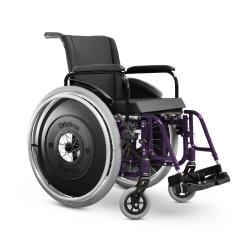 Cadeira de rodas Aktiva Ultra Lite X Ortobras