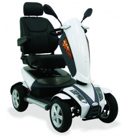 Scooter para deficiente Quadriciclo Mirage LX Freedom