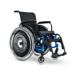 Cadeira de rodas Avd Alumínio Ortobras
