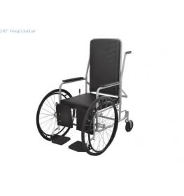 Cadeira de rodas reclinável 147 Ortometal