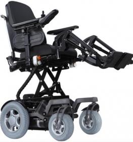 Cadeira de rodas motorizada Millenium RX Freedom