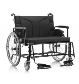 Cadeira de rodas obeso 250 kg Jaguaribe Super Big