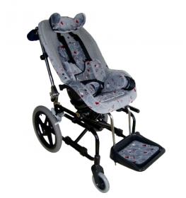 Cadeira de rodas Canguru infantil Concha Expansão