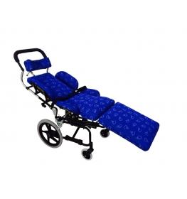 Cadeira de rodas reclinável Expansão Leito