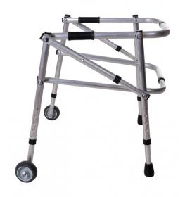 Andador Baby 2x1  com rodas Ortoprox