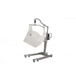 Guincho Transfer Freedom 300 kg + Balança digital - Hospitalar
