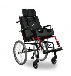 Carrinho postural tetraplégico infantil Tilt Confort Ortomix