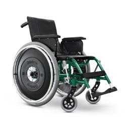 Cadeira de rodas monobloco Gazela Ultra Lite Ortobras