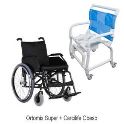 Super Ortomix + Obeso Carcilife