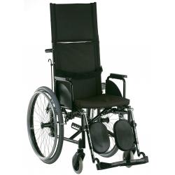 Cadeira de rodas reclinável Ortomix Standard Reclinável Lite