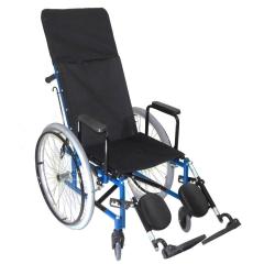 Cadeira de rodas reclinável Ortomix Standard Reclinável Lite Econômica