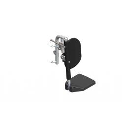 Conjunto pedal elevável Ortobras