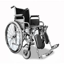 Cadeira de rodas obeso com elevação de pernas 130 kg 8L450SEF Comfort Praxis