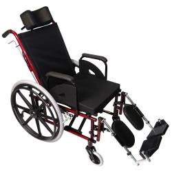 Cadeira de rodas reclinável Tetra Prolife - 100kg