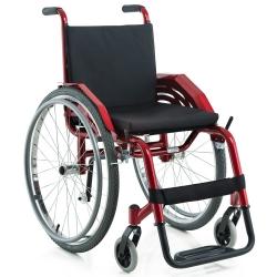 Cadeira de rodas monobloco Jaguaribe μ Leve
