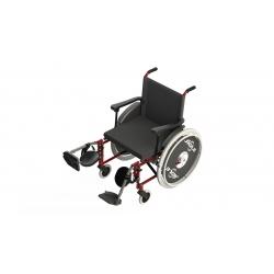 Cadeira de rodas Elevação de pernas Agile Jaguaribe
