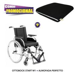 Start M1 Ottobock + Almofada Seat Comfort Perfecto