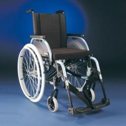Cadeira de rodas Start M2 Effect Ottobock