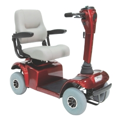 Scooter para deficiente Quadriciclo Neat 4 Ortomix
