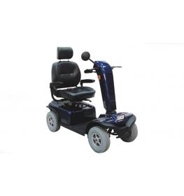 Scooter para deficiente Quadriciclo Aruba 4 Ortomix