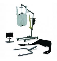 Guincho de transferência pessoas acamadas + Elevação ortostática Freedom Transfer + Stand Up 130 kg