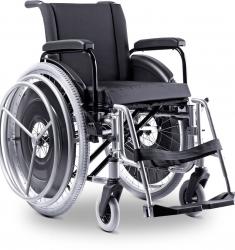 Cadeira de rodas Hemiplégica AVD Ortobras