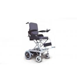 Cadeira de rodas motorizada Dinâmica Plus Up (elevacão assento) Ortomix