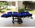 Cadeira de rodas reclinável Transform Expansão
